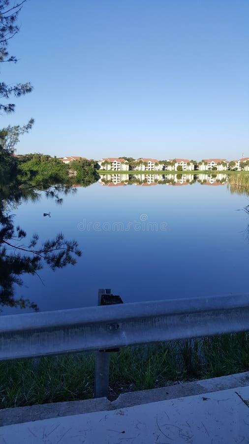 Lac park d'Oakland photographie stock libre de droits