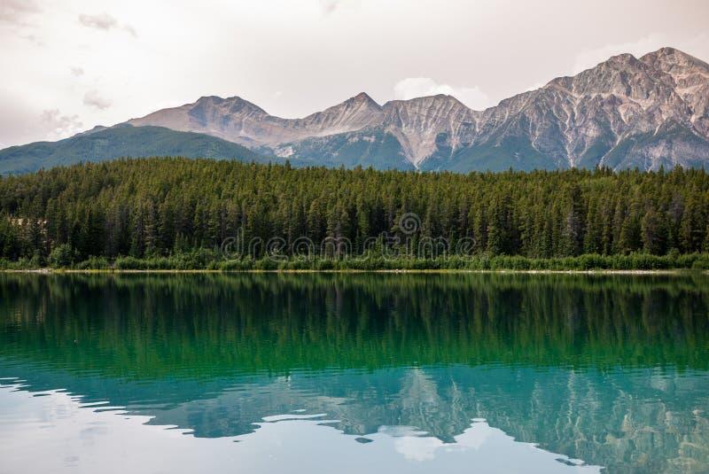Lac patricia en jaspe photographie stock libre de droits