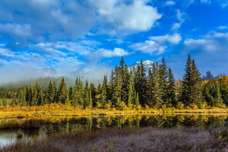 Lac Patricia photographie stock libre de droits