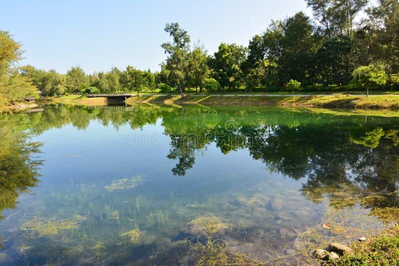 Lac Pipa image libre de droits