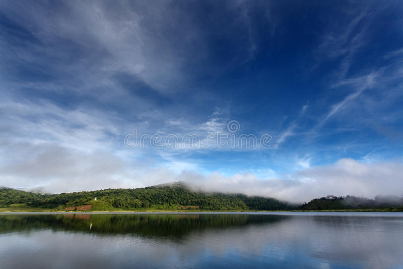 Lac Rhi, Myanmar (Birmanie) images stock