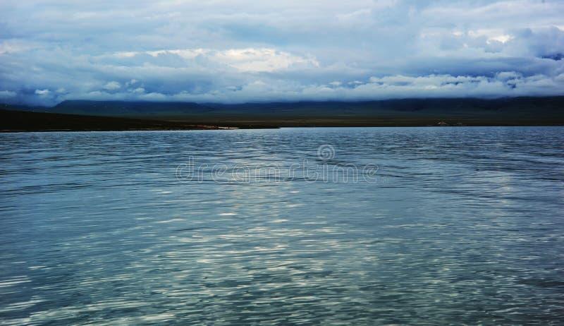 Lac Sailimu photo libre de droits