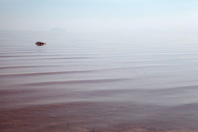 Lac salt photo libre de droits