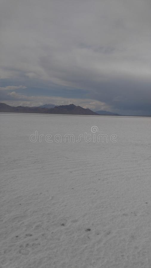 Lac salt images stock
