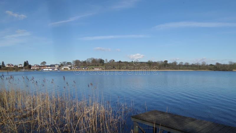Lac scotland photo libre de droits