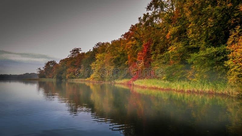 Lac Soroe image libre de droits