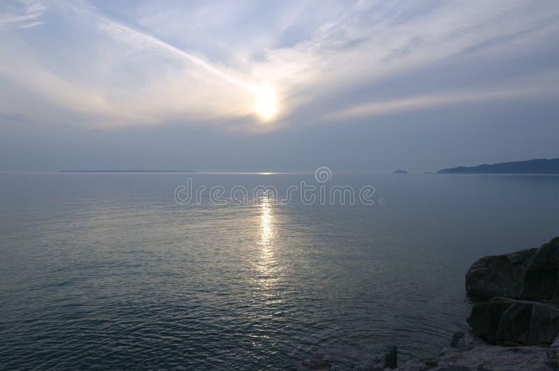Lac supérieur images stock