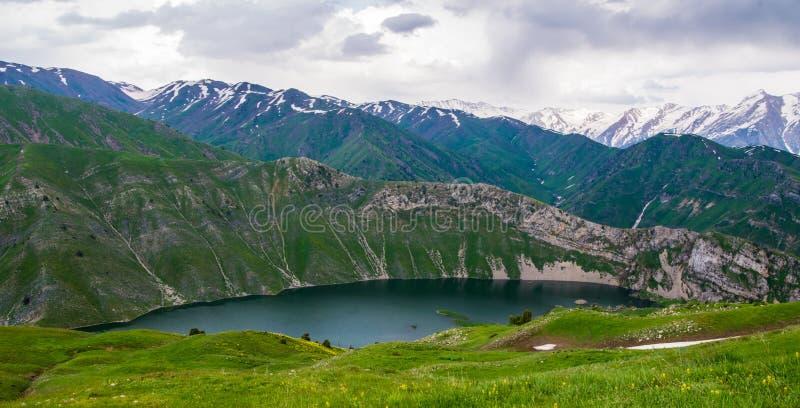 Lac Susyngen images libres de droits