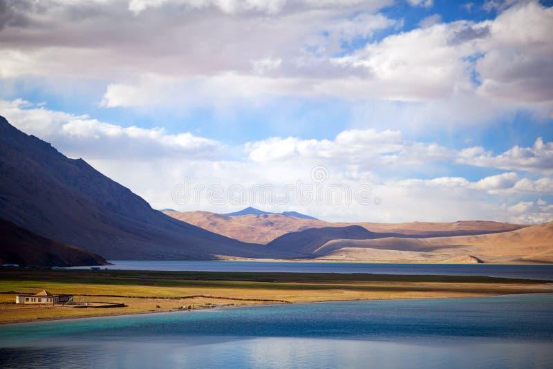 Lac tso Moriri, ladakh images stock