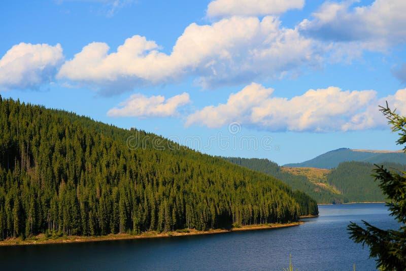 Download Lac Vidra, Carpathiens Montains, Roumanie Photo stock - Image du montagne, beau: 76090238