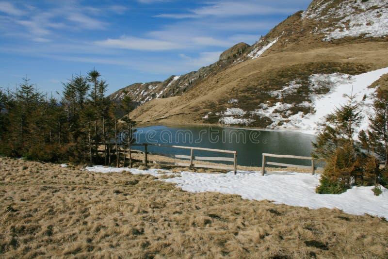 Lac Vulturilor images stock