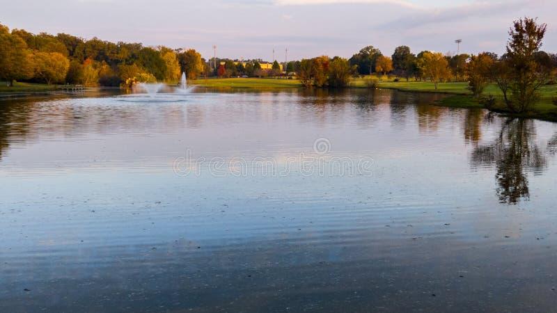 Lac Winthrop photos stock