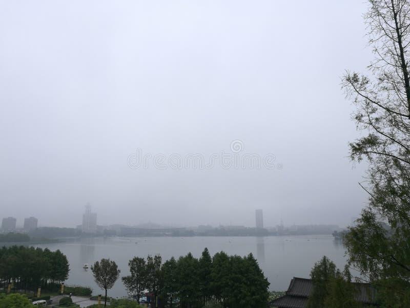 Lac Xuanwu image libre de droits
