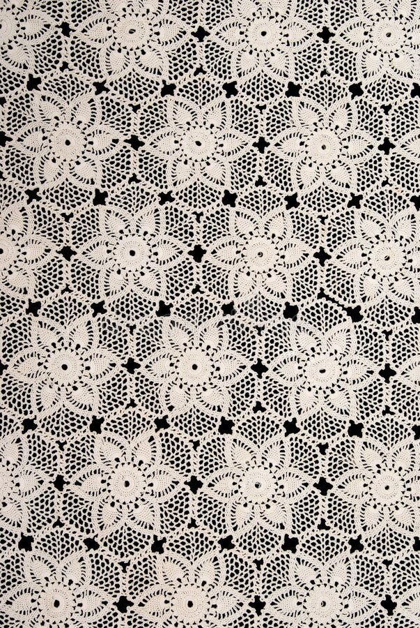 Download Lace stock image. Image of romantic, pattern, connected - 1836757