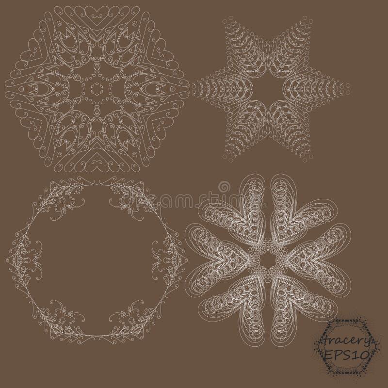 Lace5 стоковое изображение rf