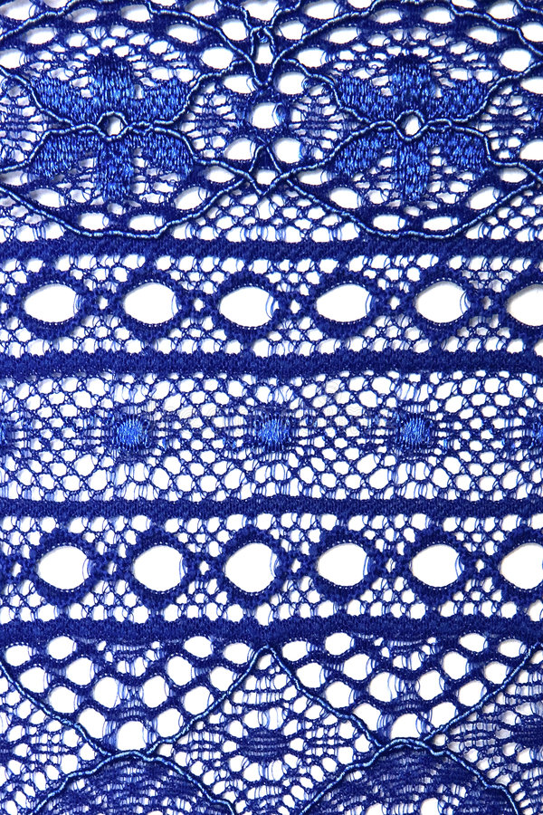 Lace closeup stock image
