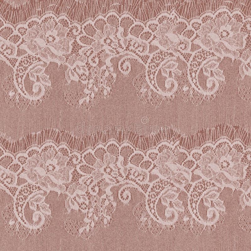 Lace ecru abstract background digital paper royalty free illustration