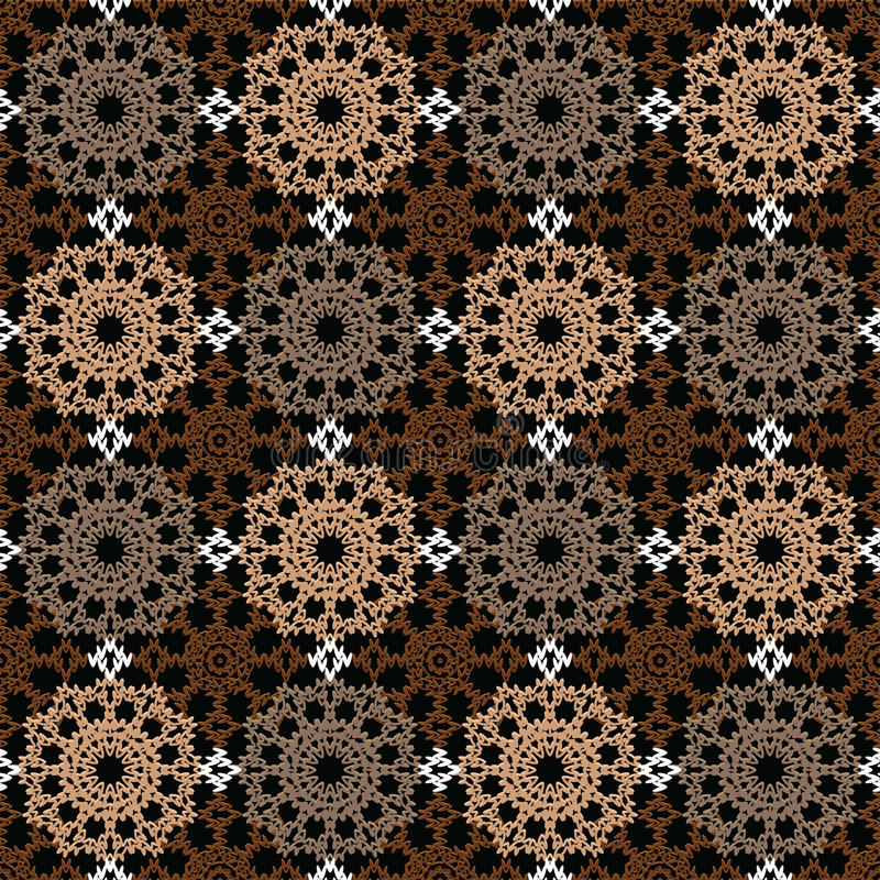 Download Lace fabric stock vector. Image of pattern, backdrop - 24610105