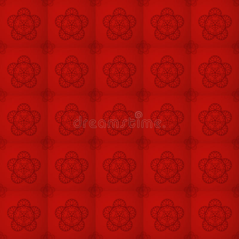 Download Lace Flowers stock vector. Illustration of illustrator - 25170795