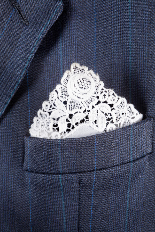 Download Lace Handkerchief Stock Photos - Image: 21798993