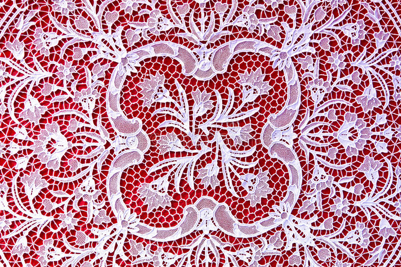 Download Lace handwork stock photo. Image of material, tatting - 13907414