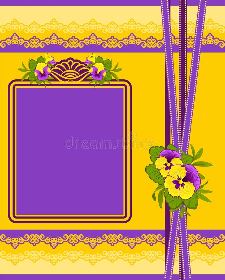 Download Lace Ornaments And Flowers. Stock Photo - Image: 25573370
