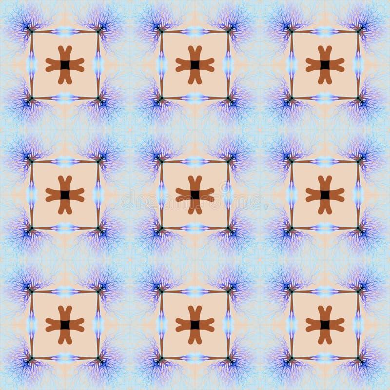 Lace pattern royalty free stock image