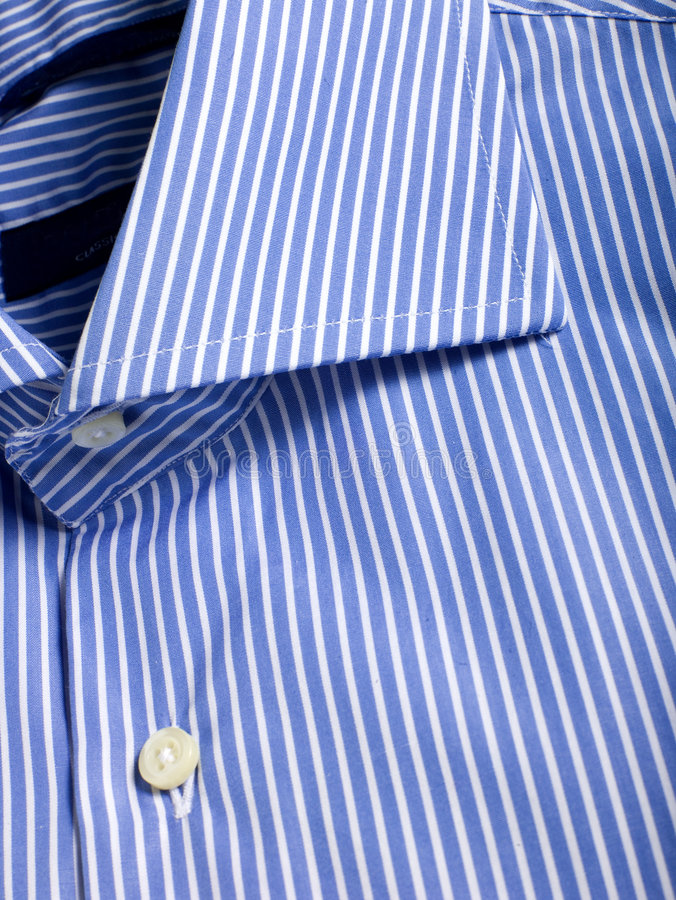 Laced shirt royalty free stock images