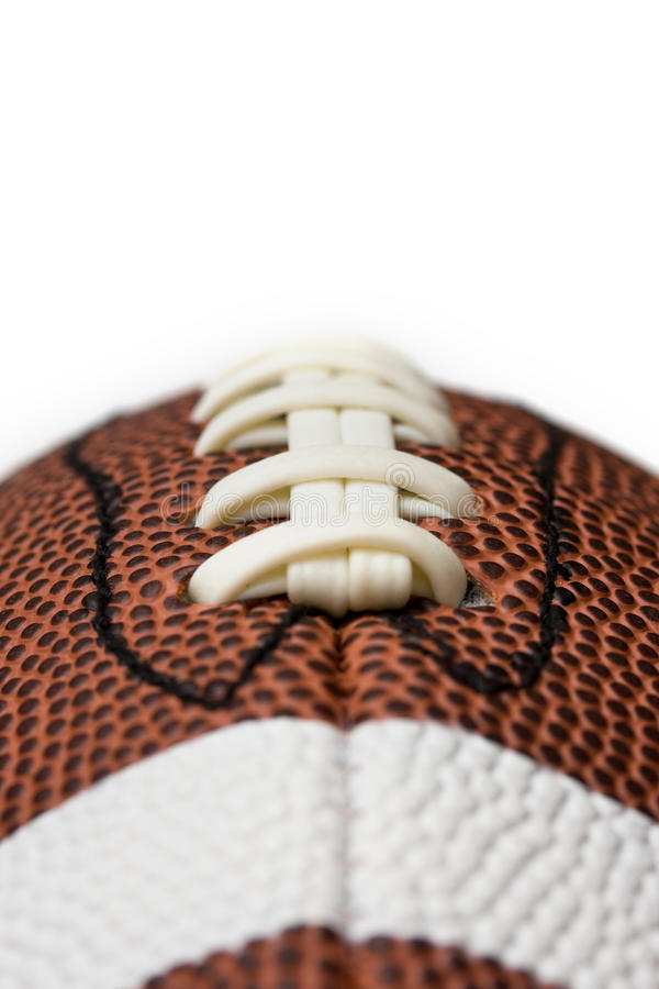 Download Lacets Du Football Photo stock - Image: 15201600