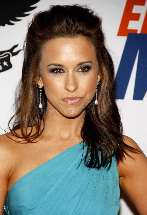 Lacey Chabert stock afbeelding