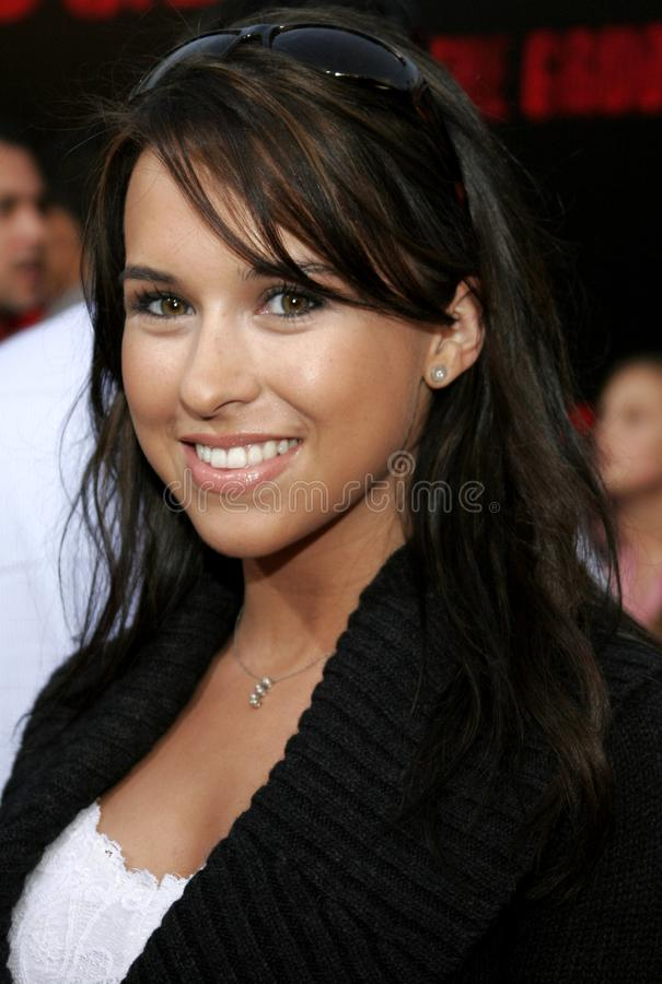 Lacey Chabert stockfotos