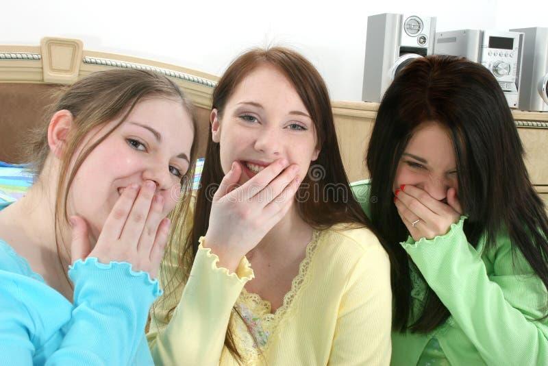 Lachen stockfotos