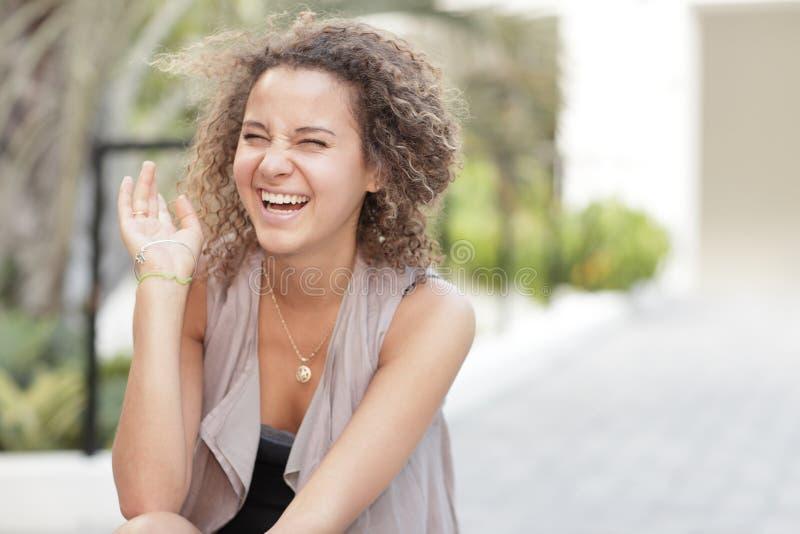 Lachen des jungen jugendlich stockfotos