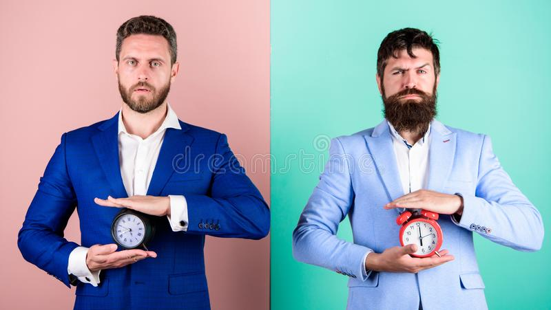 Lack of self discipline in time management leads people to procrastinate. Take control of your habits. Control and. Discipline. Build your self discipline. Men royalty free stock photos