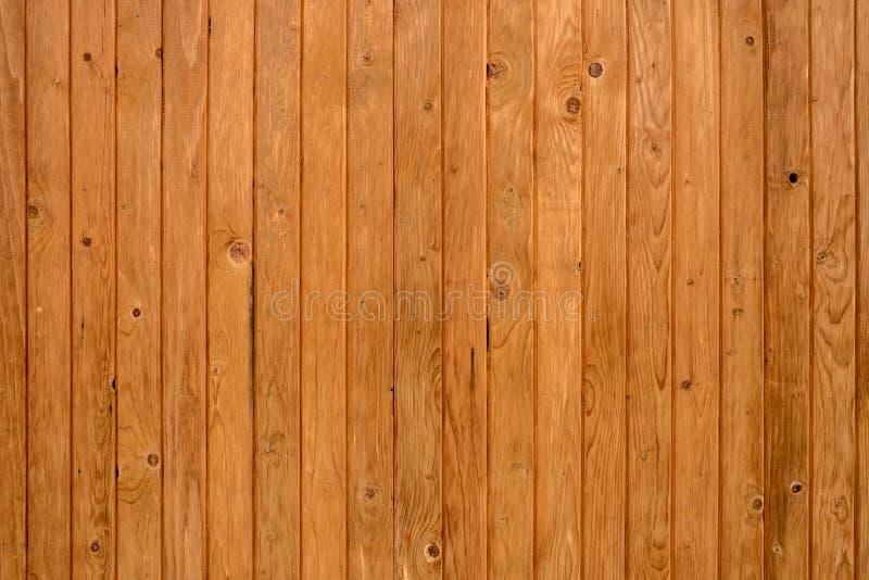 lackade gamla bruna bräden för textur, glansig yttersida för brädet royaltyfria bilder