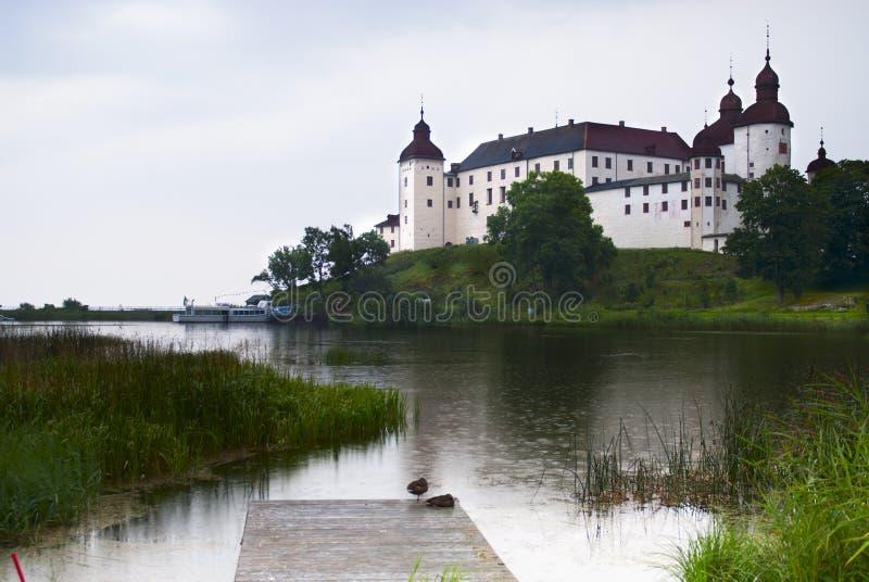 Lacko Schloss lizenzfreies stockfoto
