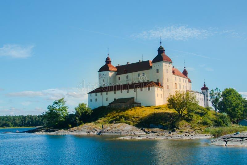 Lacko Slott, Suecia fotografía de archivo