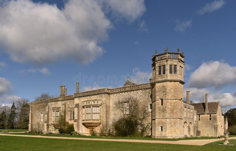 Lacock修道院 免版税库存图片