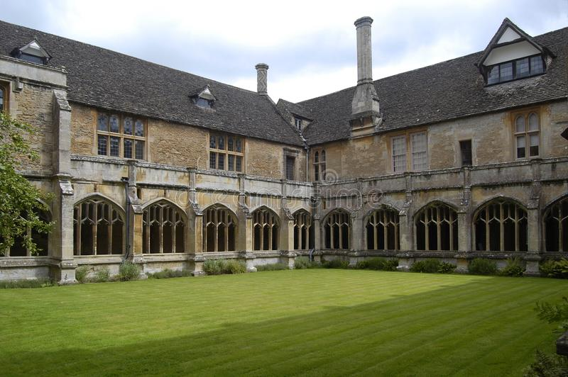 Download Lacock Abbey editorial photography. Image of preserved - 22505577