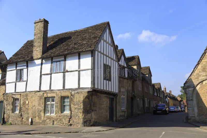 Lacock, Wiltshire imagen de archivo libre de regalías