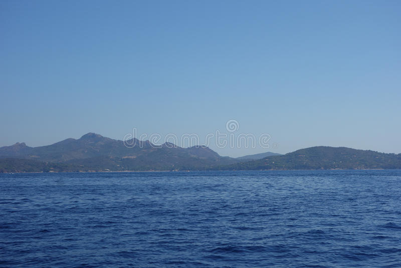 Lacona in Elba Island fotografia stock