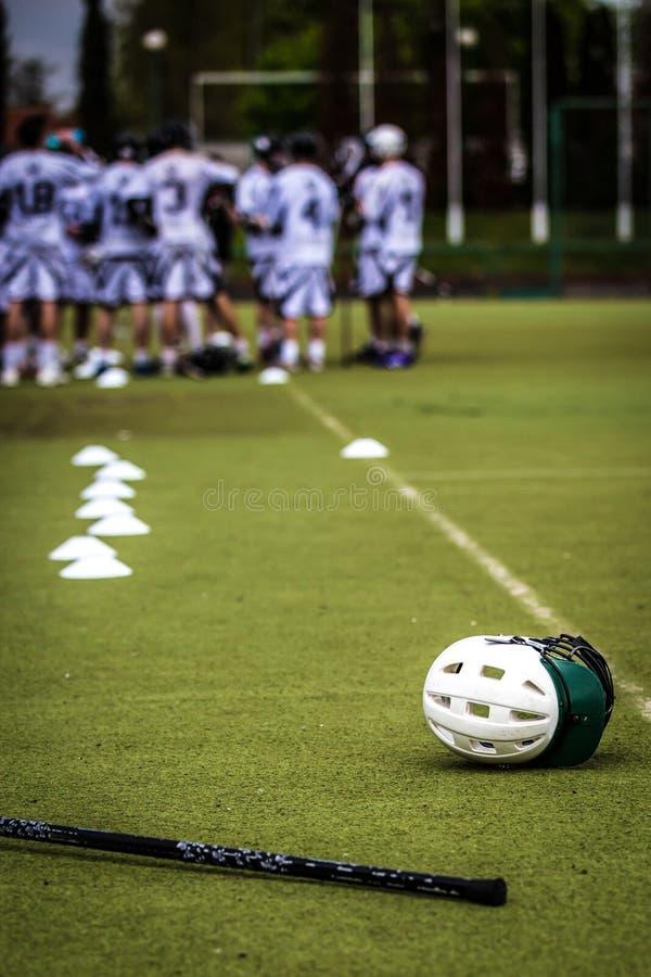 lacrosse photographie stock libre de droits