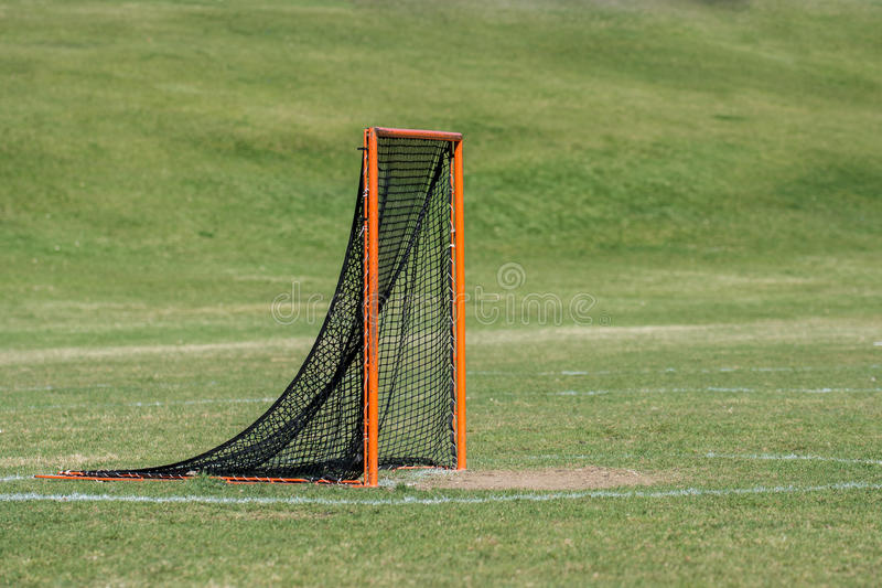 Lacrosse cel obraz royalty free