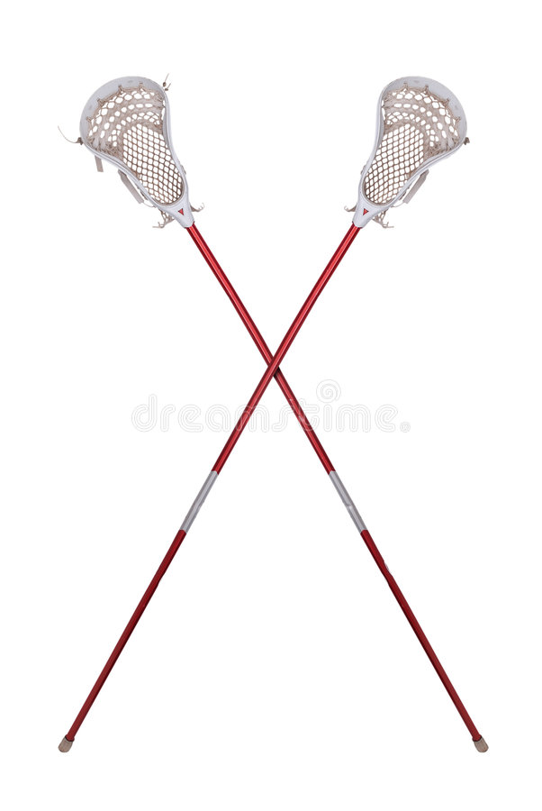 Free Lacrosse Sticks Royalty Free Stock Photography - 5752077