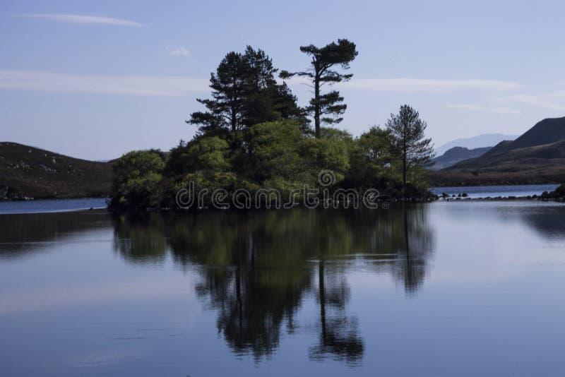 Lacs Cregennen photo stock