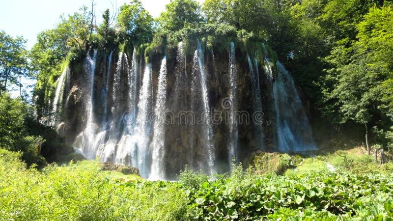 Download Lacs Plitvice photo stock. Image du horizontal, altitude - 76080212
