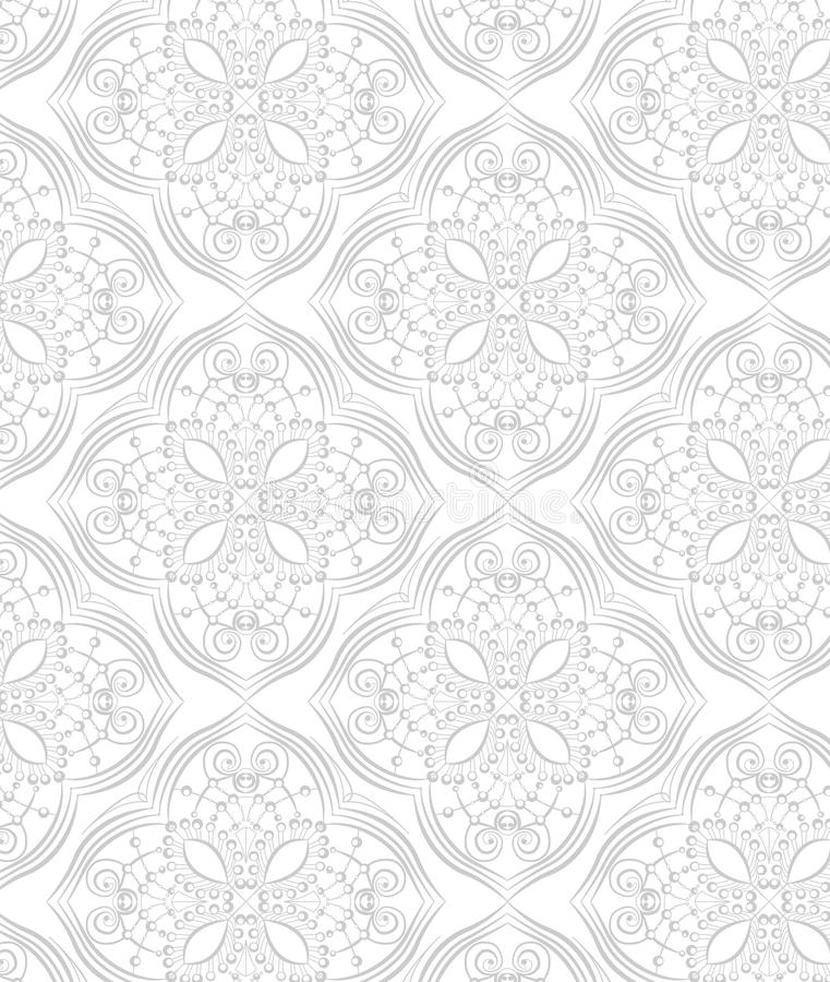 Download Lacy pattern stock vector. Image of vector, symmetry - 28623231