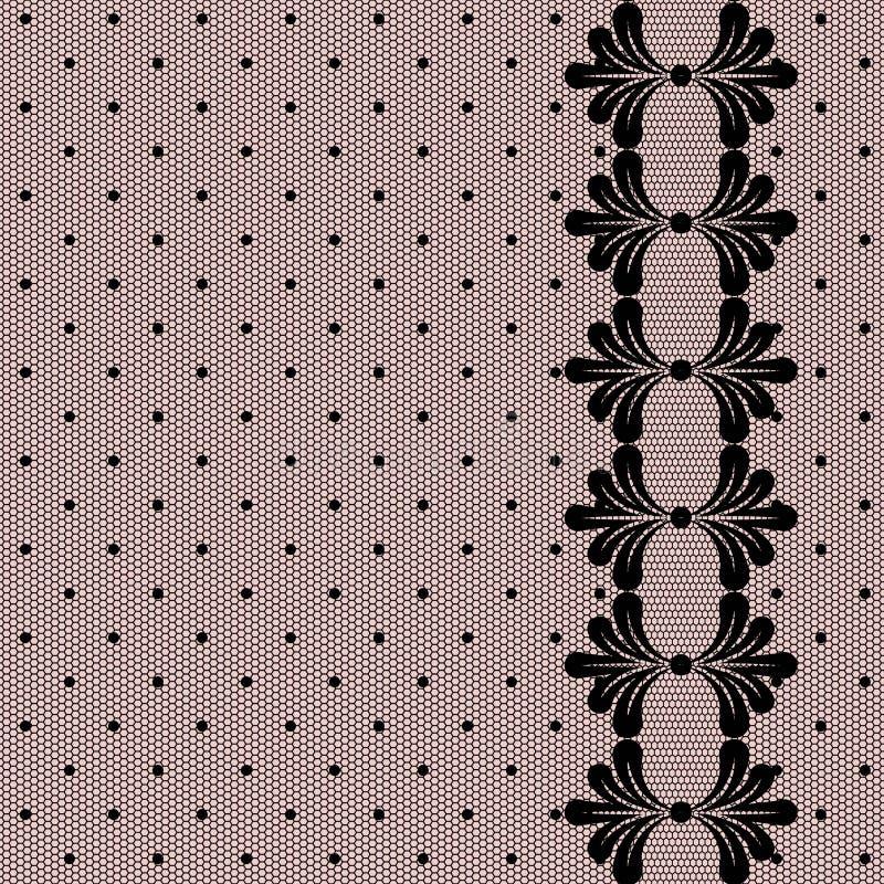 Lacy retro background. vector illustration
