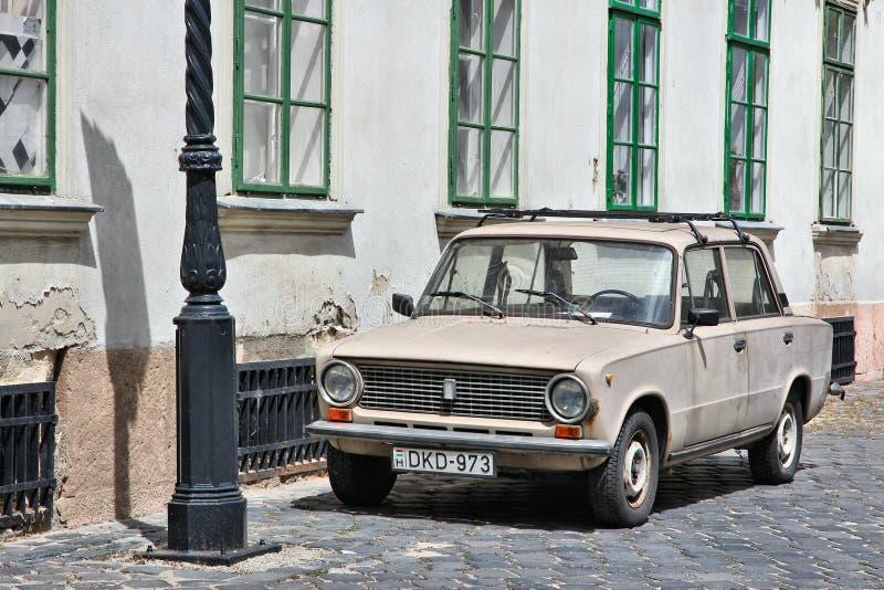 Lada 2101 photographie stock libre de droits