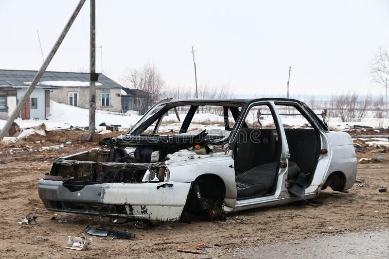 Lada 110 免版税图库摄影